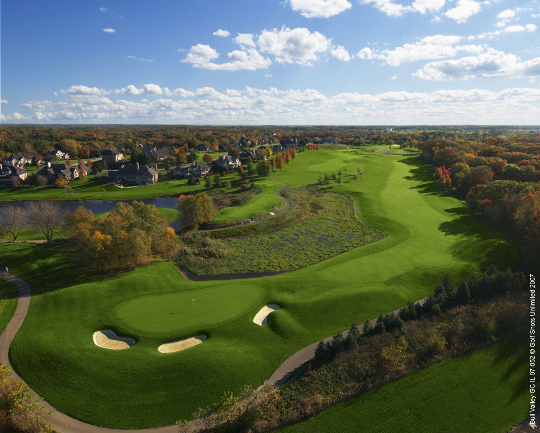 Northern Illinois Golf Course - Bull Valley Golf Club